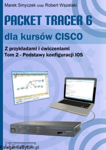 Packet Tracer 6 t.2 dla kursów CISCO
